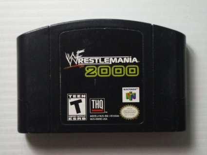 This is the fondest memory one should have of Wrestlemania 2000.