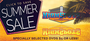 High Spots Summer Sale