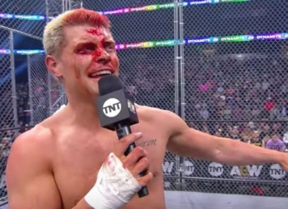 Episode 240 – Cody & the Cage