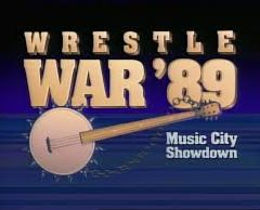 Way Back Pay-Per-Review: Wrestle War 89